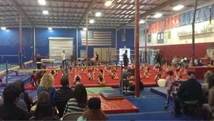 West Coast Olympic Gymnastics Academy