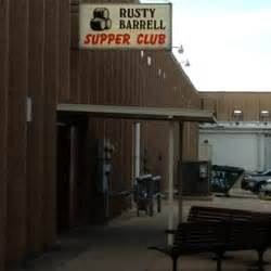 The Rusty Barrell Supper Club