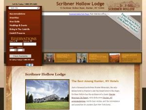 Scribner Hollow Lodge