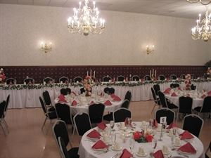 The Mount Troy Ballroom