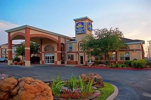 Best Western Plus - Lubbock Windsor Inn