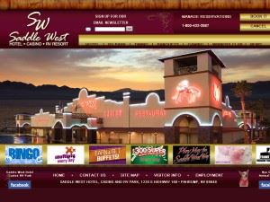 Saddle West Hotel Casino And RV Resort