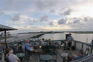 Boathouse At Breach Inlet