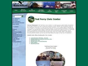 Ted Ferry Civic Center