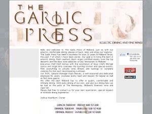 The Garlic Press