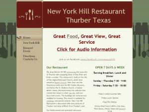 New York Hill Restaurant