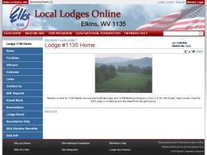 Elkins Lodge 1135