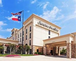Hampton Inn & Suites Dallas-DFW ARPT W-SH 183 Hurst