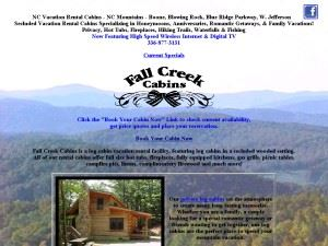 Fall Creek Cabins
