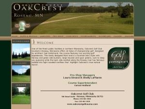 Oakcrest Golf Club