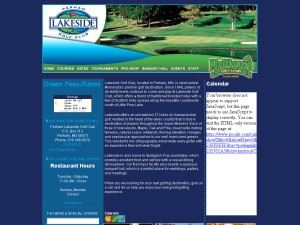 Perham Lakeside Golf Club