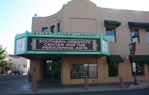 The Craterian Ginger Rogers Theater