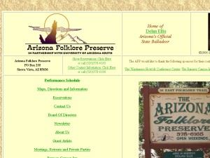 Arizona Folklore Preserve
