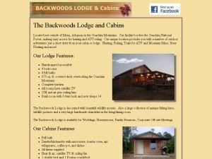 The Backwoods Lodge