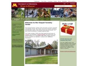 Cloquet Forestry Center