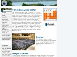 Summit Activities Center