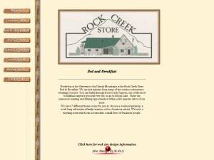 Rock Creek Store Bed & Breakfast
