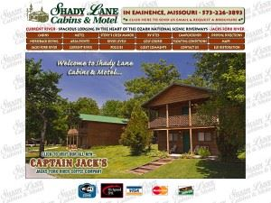 Shady Lane Cabins & Motel