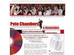 Pete Chambers DJ & MC Services