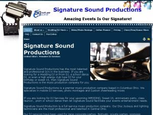 Signature Sound Productions