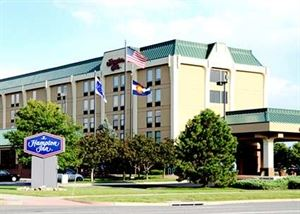 Hampton Inn Denver-International Airport