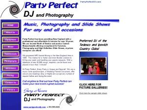 Party Perfect DJ Service