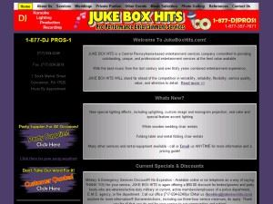JUKE BOX HITS ENTERTAINMENT SERVICES