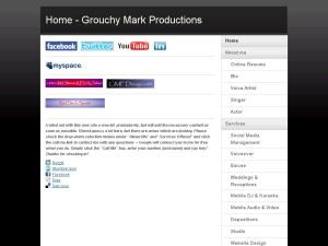 Grouchy Mark Productions