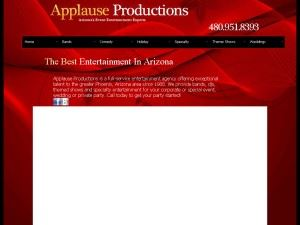 Applause Productions and Entertainment, Inc
