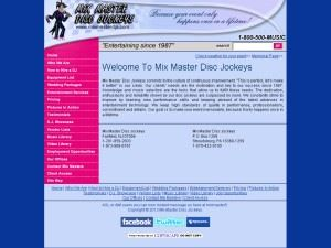 Mix Master Disc Jockeys - Fairfield