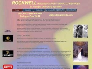 Rockwell Music DJ Services