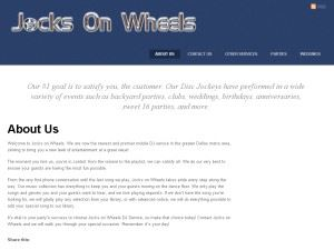 Jocks on Wheels DJ Service