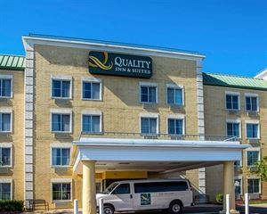 Quality Inn & Suites Cincinnati Airport Erlanger