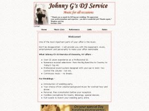 Johnny G's DJ Service