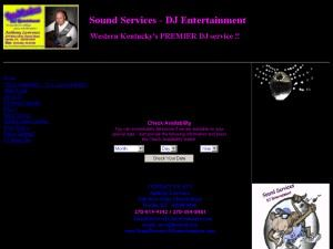 Sound Services DJ Entertainment
