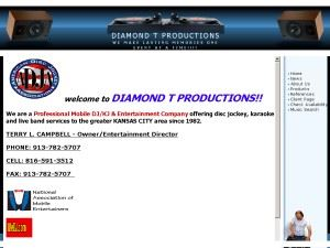 Diamond T Productions