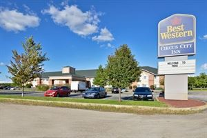 Best Western - Circus City Inn