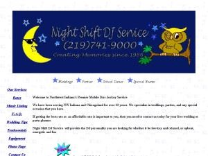Night Shift DJ Service