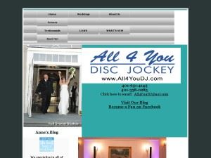 All 4 You DJ Services