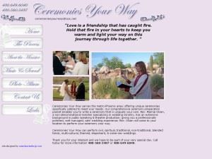 AZ Ceremonies Your Way