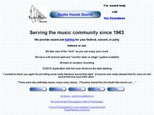 Audio House Sound