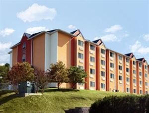 Piegon Forge Microtel Suites
