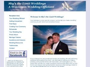 Sky's the Limit Weddings