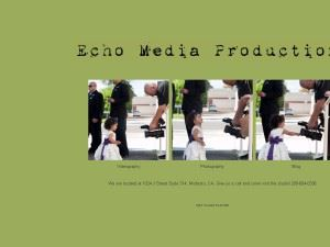 Echo Media Productions - Videographer