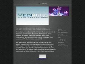 MediArch Video Productions
