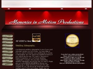 Memories in Motion Productions, LLC