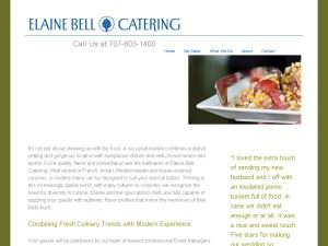 Elaine Bell Catering Company
