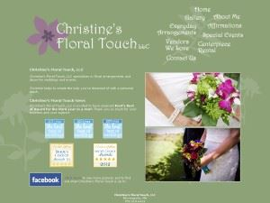 Christine's Floral Touch