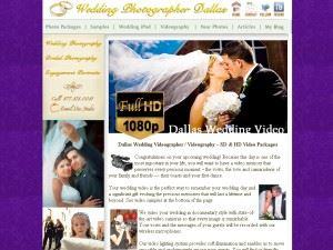 Wedding Videographer Dallas