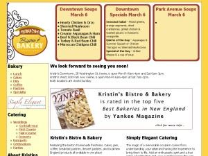 Simply Elegant Catering by Kristin's